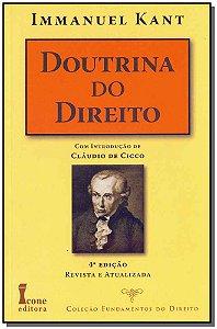 Doutrina do Direito - 04Ed/13