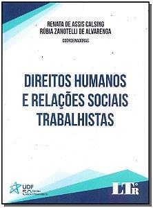 Direitos Humanos e Relações Sociais Trabalhistas - 01Ed/18
