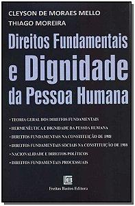 Direitos Fundamentais e Dignidade da Pessoa Humana - 01Ed/15