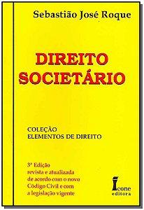 Direito Societário - 03Ed/06