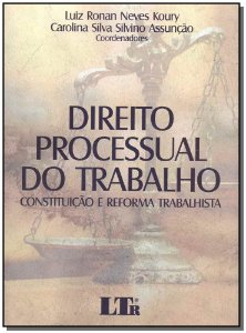 Direito Processual do Trabalho - 01Ed/18