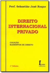 Direito Internacional Privado - 01Ed/09