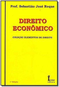 Direito Econômico - 01Ed/12