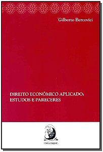 Direito Ec. Aplicado: Estudos e Pareceres 01Ed/16