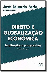 Direito e Globalizacao Economica - 1Ed - 4Tir/15