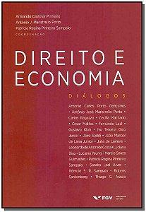 Direito e Economia: Diálogos - 01Ed/19