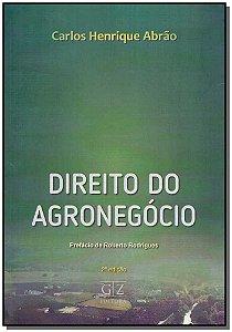 Direito do Agronegócio 02Ed/18