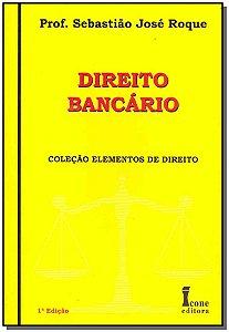 Direito Bancário - 01Ed/13