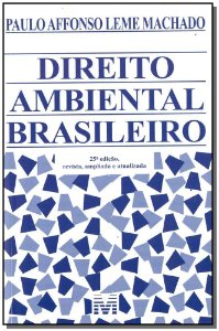 Direito Ambiental Brasileiro - 25Ed/17