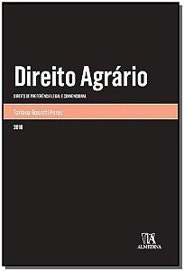 Direito Agrário: Direito de Preferência Legal e Convencional - 01Ed/16