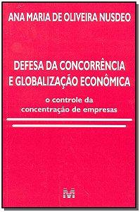 Defesa da Concorrência e Globalização Econômica