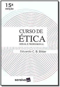 Curso de Ética Geral e Profissinal - 15Ed/19