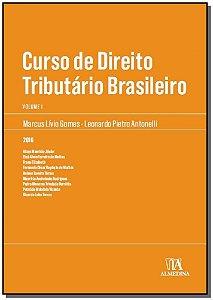 Curso de Direito Tributário Brasileiro - Vol. I - 01Ed/16
