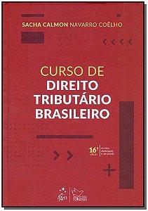 Curso de Direito Tributário Brasileiro - 16Ed/18