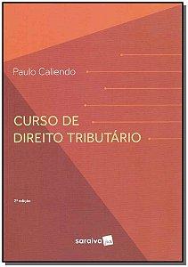 Curso de Direito Tributário - 02Ed/19