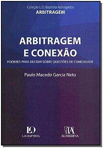 Arbitragem e Conexão - 01Ed/18