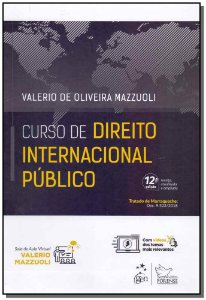 Curso de Direito Internacional Público - 12Ed/19