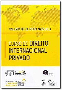 Curso de Direito Internacional Privado - 04Ed/19