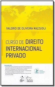 Curso de Direito Internacional Privado - 03ED/18