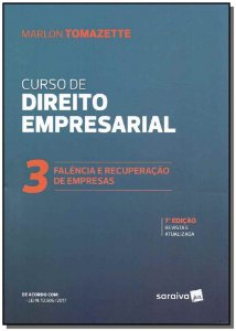 Curso de Direito Empresarial - Vol. 3 - 07Ed/19
