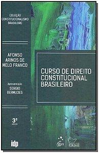 Curso de Direito Constitucional Brasileiro - 03Ed/19