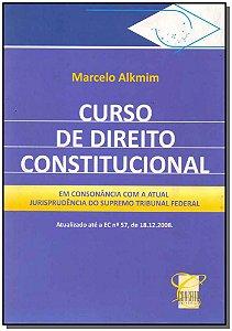 Curso De Direito Constitucional /09