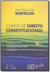 Curso de Direito Constitucional - 02Ed/19