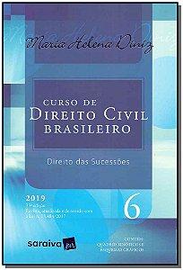 Curso de Direito Civil Brasileiro - Vol 6 - 33Ed/19