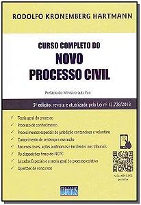 Curso Completo do Novo Processo Civil - 05Ed/19