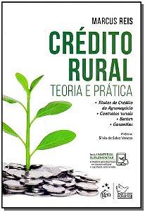 Crédito Rural - Teoria e Prática - 01Ed/19