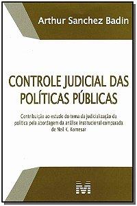 Controle Judicial das Políticas Públicas