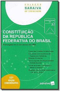 Constituição da República Federativa do Brasil - 55Ed/18
