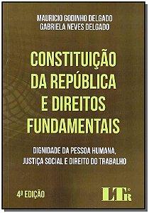 Constituição da República e Direitos Fundamentais