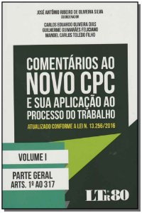 Comentarios Ao Novo Cpc - Vol. i - 01Ed/16