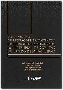 Comentários à Lei de Licitações e Contratos e Jurisprudência -  1Ed/15