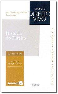 Col. Direito Vivo - História do Direito
