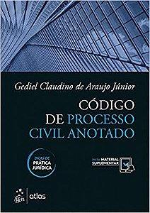 Código de Processo Civil Anotado - 01Ed/18