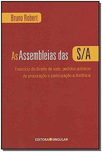Assembleias das S/a, A