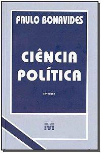 Ciência Política - 25Ed/18