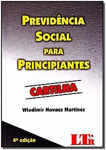 Cartilha - Prev Social P/principiantes - 04Ed
