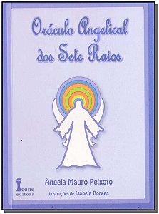 Oráculo Angelical dos Sete Raios - Com 71 Cartas