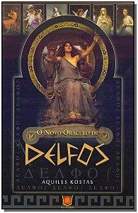 Novo Oráculo de Delfos, O - Livro Com 78 Cartas