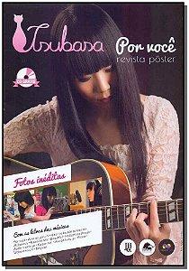 Tsubasa por Você - Revista Pôster + CD