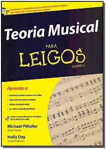Teoria Musical Para Leigos - Com CD