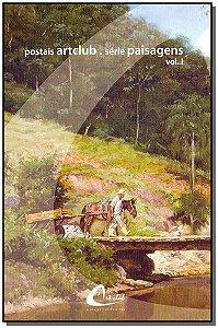 Postais Arclub - Série Paisagens - Vol. 01.01