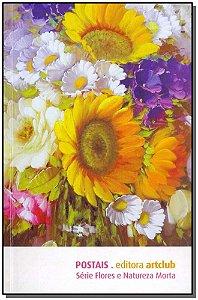 Pop Cards - Serie Flores e Natureza Morta