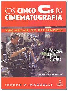 Os Cincos Cs da Cinematografia