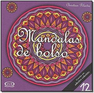 Mandalas de Bolso - 12