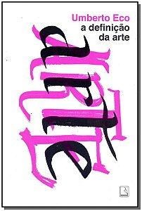 Definicao Da Arte, A