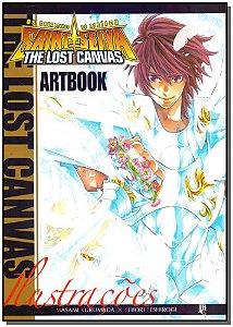 Cavaleiros do Zodíaco, Os - Saint Seiya - Artbook